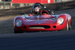 Thomas Claridge - 1965 Crossle C9S-27 in Group 4 -  at the 2016 Charity Challenge - Sonoma Raceway