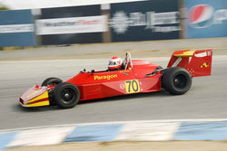 Bob Baker - 1979 Ralt RT-1 in Group 4 at the 2017 HMSA Spring Club Event - Mazda Raceway Laguna Seca