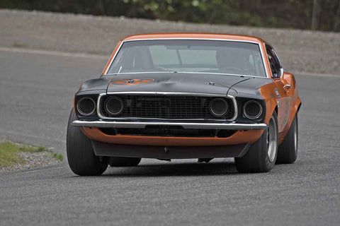 Tom Cantrell - 1969 Ford Mustang Boss in Group 3 at the 2017 SOVREN Spring Sprints run at Pacific Raceways