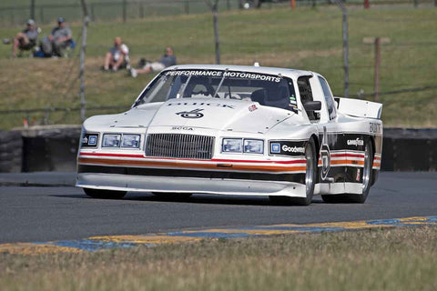 Mike McNamee - 1985 Buick Somerset in 1982-91 Historic IMSA GTO/SCCA Trans Am Cars and Stock Cars - Group 13 at the 2017 SVRA Sonoma Historic Motorsports Festivalrun at Sonoma Raceway