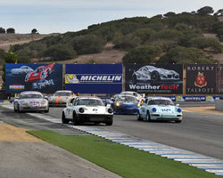 PCA SholarwithFriedman Cup in Group 1 - PCA Sholar-Friedman Cup at the 2015 Rennsport Reunion V, Mazda Raceway Laguna Seca
