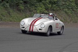 George Batcabe with 1956 Porsche Speedster in Group 1 SOVREN 2016 Pacific Northwest Historics - Pacific Raceway