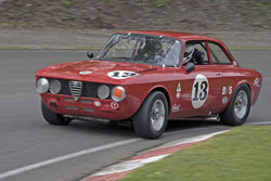 Deborah Briscoe - 1973 Alfa Romeo GTV in Group 2 at the 2017 SOVREN Spring Sprints run at Pacific Raceways
