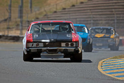 Craig Conley - 1971 Holman Moody Mercury Cyclone in 1963-72 Grand National Stock Cars - Group 5 at the 2017 SVRA Sonoma Historic Motorsports Festivalrun at Sonoma Raceway