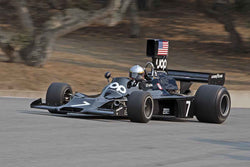 Harindra De Silva - 1974 Shadow DN3 in Group 7B  at the 2016 Rolex Monterey Motorsport Reunion - Mazda Raceway Laguna Seca