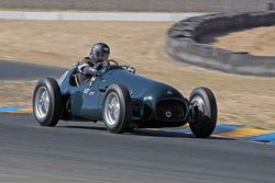 <p>Mark Sange - 1952 HWM Grand Prix Tasman in Group 1 -  at the 2016 Charity Challenge - Sonoma Raceway</p>