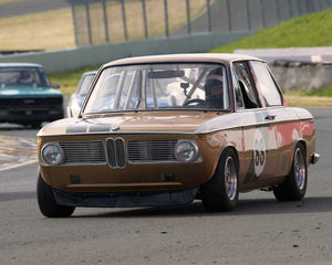 John Murrary with BMW 2002 in Group 8 - at the 2016 CSRG David Love Memorial - Sears Point Raceway