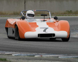 Tomas LaCosta with 1965 Forsgrini in Group 1  at the 2016 CSRG David Love Memorial - Sears Point Raceway