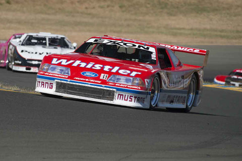 Steve Schuler - 1991 Ford Roush IMSA GTO Mustang in 1982-91 Historic IMSA GTO/SCCA Trans Am Cars and Stock Cars - Group 13 at the 2017 SVRA Sonoma Historic Motorsports Festivalrun at Sonoma Raceway