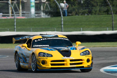 Dirk Leuenberger - 2010 Dodge Viper - Group 10 at the 2017 Brickyard Vintage Racing Invitational run at Indianapolis Motor Speedway