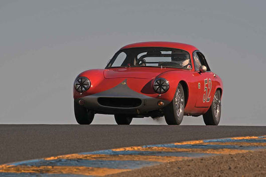 Dennis Adair - 1959 Lotus Elite in Group 1 -  at the 2016 Charity Challenge - Sonoma Raceway