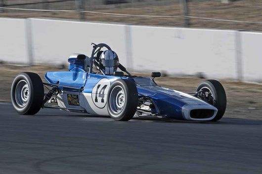 Edward VanTassel - 1970 Titan Mk6 in Group 6 -  at the 2016 Charity Challenge - Sonoma Raceway