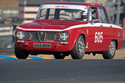 Gary Highland - 1962 Alfa Romeo Giulia TI in Group 1 - 1959-65 Sports Racing Cars at the 2017 CSRG Charity Challenge run at Sonoma Raceway