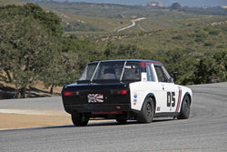 James McDavid - 1970 Datsun 510 in 1966-1972 Trans-Am 2.5-Litre/Group E at the 2017 SCRAMP Spring Classic run at Mazda Raceway Laguna Seca