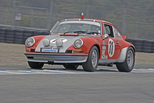 Nelson Calle - 1969 Porsche 911S in Group 3B  at the 2016 Rolex Monterey Motorsport Reunion - Mazda Raceway Laguna Seca