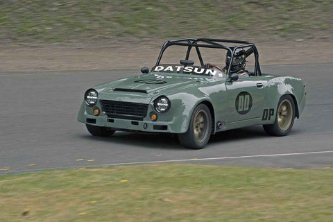 John Levitt - 1968 Datsun Fairlady in Group 2B at the 2017 SOVREN Pacific Northwest Historicsrun at Pacific Raceways