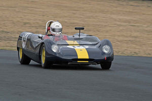 Robert S. Davis - 1963 Lotus 23 in Group 4 -  at the 2016 Charity Challenge - Sonoma Raceway