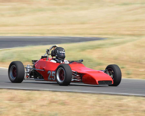 Paul Kitchen driving his in Group 6/7 at the 2015 CSRG Thunderhill Rolling Thunder at Thunderhill Raceway