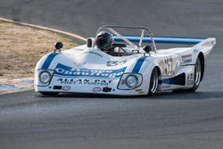 Mark Colbert - 1976 Lola T-297 in Group 7 - F1, F5000, Formula Atlantic & FIA Gp 6&7 at the 2017 CSRG Charity Challenge run at Sonoma Raceway