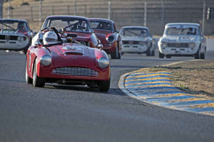 Karl Krause - 1965 Turner MkIII Speciale in Group 2 -  at the 2016 Charity Challenge - Sonoma Raceway