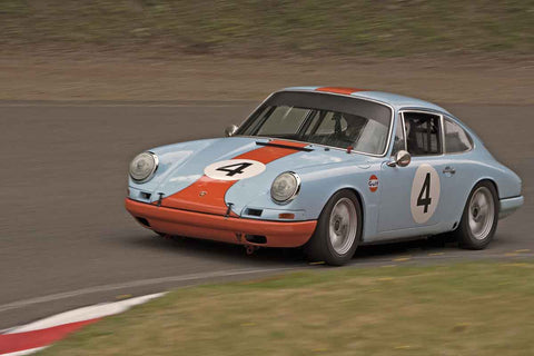 Steve Gilmore - 1967 Porsche 911 in Group 2B at the 2017 SOVREN Pacific Northwest Historicsrun at Pacific Raceways
