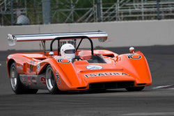 Nick Colonna - 1970 McLaren M8C in Group 5/7/9/11 at the 2017 SVRA Portland Vintage Racing Festival run at Portland International Raceway