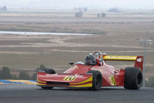 Danny Baker - 1977 Ralt RT-1 in Group 7 -  at the 2016 Charity Challenge - Sonoma Raceway