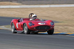 Nick Colonna - 1958 Devin SS in Group 1 -  at the 2016 Charity Challenge - Sonoma Raceway