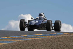 Chris Rose - 1969 Brabham BT 29 in Group 6 -  at the 2016 Charity Challenge - Sonoma Raceway