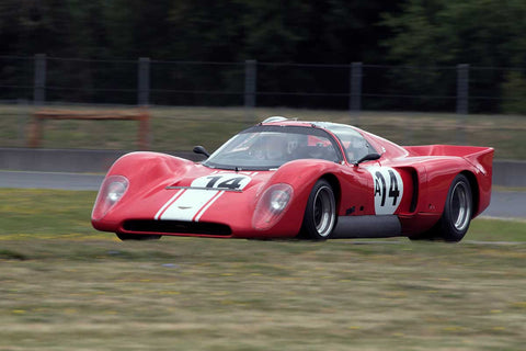 Steve Walker with 1970 Chevron B16 in Group 5 & 11 -  at the 2016 Portland Vintage Racing Festival - Portland International Raceway