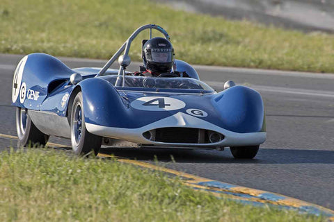 Bob Roth - 1963 Genie in Group 4 at the 2017 CSRG David Love Memorial - Sears Point Raceway