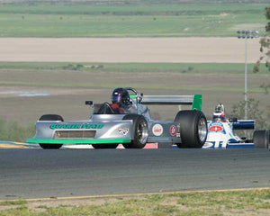 Robert Fisher with 1979 March 79B in Group 7  at the 2016 CSRG David Love Memorial - Sears Point Raceway
