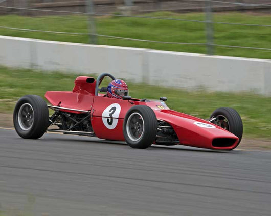 Michael McDermott with 1973 Titan FF Mk. 6 in Group 6 at the 2016 CSRG David Love Memorial - Sears Point Raceway