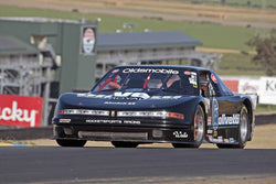 Gordon Johnson - 1991 IMSA GTO Olds Cutlass Supreme in 1982-91 Historic IMSA GTO/SCCA Trans Am Cars and Stock Cars - Group 13 at the 2017 SVRA Sonoma Historic Motorsports Festivalrun at Sonoma Raceway