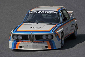 Thor Johnson - 1974 BMW Schnitzer 3.5 Liter in Group 7 at the 2017 SOVREN Pacific Northwest Historicsrun at Pacific Raceways