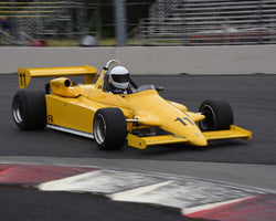 Dave Rugh with 1982 Ralt RT5 in Group 9 - Wings and Slicks - Open Wheel Cars 1973-2008 at the 2015 Portland Vintage Racing Festival at Portland International Raceway