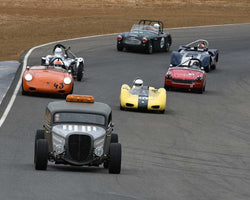 Group 1 at the 2015 Season Finale at Thunderhill Raceway