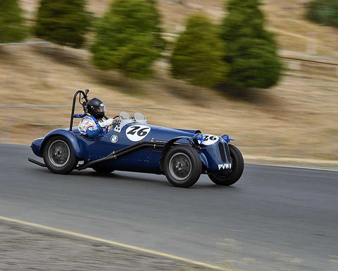 Steve Walker with 1935 BMW 315 in Group 1 - Pre-1941 Sport and Touring, 1925-1941 Racing Cars at the 2015 Sonoma Historic Motorsports Festival at Sonoma Raceway