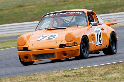 Steve Thayer with 1969 Porsche 911 in Group 6 & 10 -  at the 2016 Portland Vintage Racing Festival - Portland International Raceway