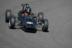 Jeff Rogers with 1970 Lola T200 in Groups 4-5-6 - at the 2016 SOVREN Spring Sprints, Pacific Raceway
