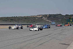Group 7B  at the 2016 Rolex Monterey Motorsport Reunion - Mazda Raceway Laguna Seca