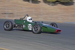 Tomas R. LaCosta - 1970 Lola T204 in Group 6 -  at the 2016 Charity Challenge - Sonoma Raceway