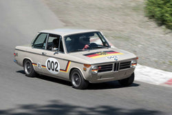 Tom Hufnagi with 1971 BMW 2002 in Groups 2&3  at the 2016 SOVREN Spring Sprints, Pacific Raceway