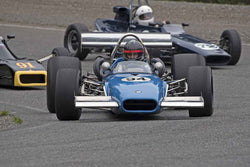 Craig Shrontz - 1968 Crossle 15F in Group 6 at the 2017 SOVREN Spring Sprints run at Pacific Raceways