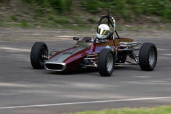 David Grieger with 1971 Lotus 69 FF in Groups 4-5-6 - at the 2016 SOVREN Spring Sprints, Pacific Raceway