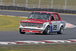 Kevin Shaha - 1971 Datsun 510 in Group 2 at the 2016 SOVREN Columbia River Classic - Portland International Raceway