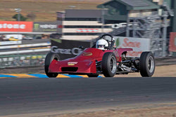 Lauren Ridge - Lola T540 in Group 6 - Formula Ford