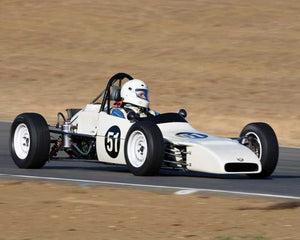 Jay Streets with 1972 Winkelmann WFD3 in  Group 7 at the 2015 Season Finale at Thunderhill Raceway