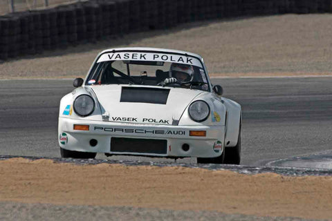 Alan Terpins - 1975 Porsche Carrera RSR 3.0 in Group 4A - 1973-1981 FIA, IMSA GT,GTX,AAGT Cars at the 2017 Rolex Monterey Motorsport Reunion run at Mazda Raceway Laguna Seca