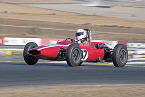 Jeffrey Rothman - 1962 Cooper T59 in Group 5 -  at the 2016 Charity Challenge - Sonoma Raceway